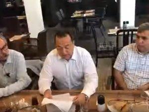 Akhisar Belediye Başkanı Besim Dutlulu, 100 günlük hizmet dönemini açıkladı