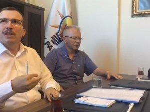 AK Parti Manisa Milletvekili Uğur Aydemir, gündemi değerlendirdi