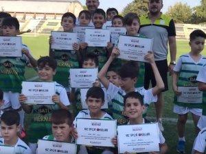 Akhisar Belediyesi Yaz Spor Okulları Sona Erdi