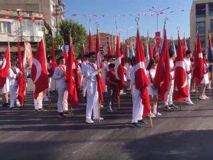 Akhisar'da 30 Ağustos Zafer Bayramı 97 yılı kutlandı