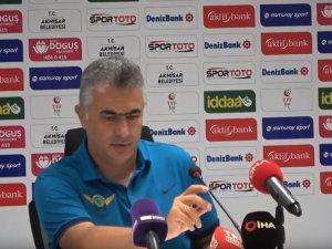 Akhisarspor, Altınordu maçı ardından