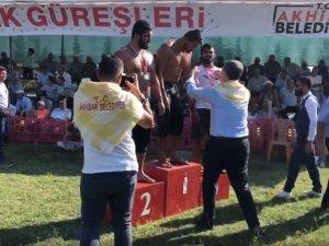 Akhisar Belediyesi Kültür ve spor Şenliği, Cirit, Değnek ve Güreş müsabakaları
