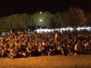 Kültür ve Spor Şenliğinde Karadenizliler Gecesi renkli geçti