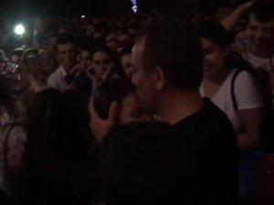 Akhisar'ın kurtuluş gününde Haluk Levent Konseri