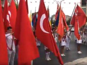 6 Eylül Akhisar'ın kurtuluşunun 97 yıl kutlama programı düzenlendi