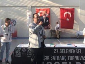 Akhisar Geleneksel 27 Açık Satranç Turnuvası