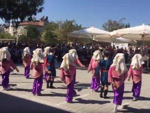 Akhisar 2019-2020 Eğitim ve Öğretim Haftası Mehmet Akif Ersoy İlkokulu töreni