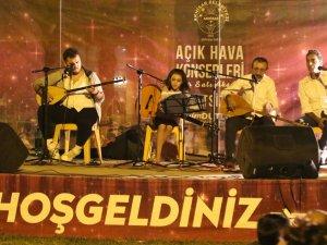 Akhisar Belediyesi, 10 Eylül 2019 tarihli Açık Hava Konseri