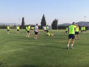 Akhisarspor, Cikalleshi çalışmalara başladı, Menemenspor hazırlıkları sürüyor