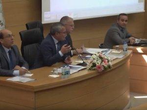 Manisa Valisi Ahmet Deniz, Akhisarlı Muhtarlarla buluştu
