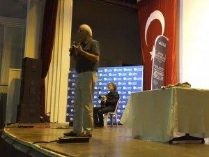 Ataol Behramoğlu & Haluk Çetin'den Şiir ve Müzik Dinletisi