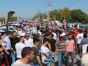 Akhisar Autofest otomobil festivaline yoğun ilgi