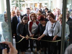 Saadet Atalı Resim Sergisi, Akhisar Belediyesi Sanat Galerisinde açıldı