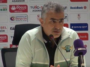 Akhisarspor, Adana Demirspor maçı ardından