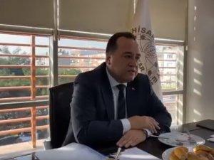 Akhisar Belediye Başkanı Besim Dutlulu, yerel basın mensupları ile kahvaltıda buluştu