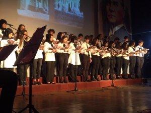 10 Kasım Atatürk'ü Anma Günü Şeyh İsa Anadolu Lisesi Programı