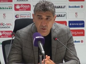 Akhisarspor, Altay maçı ardından