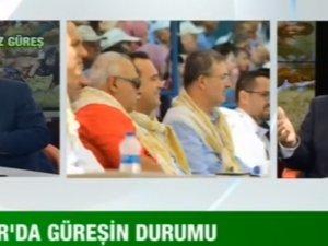 Akhisar Belediye Başkanı Besim Dutlulu, TV35'in konuğu oldu