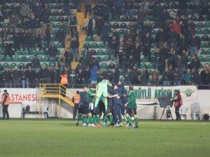 Akhisarspor, İstanbulspor maçı tüm fotoğrafları