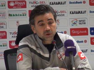Akhisarspor, Boluspor maçı ardından
