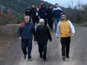 22 Aralık 2019 tarihli Akhisarlılar bu hafta Doğankaya'da sağlıklı yaşam için adım attılar