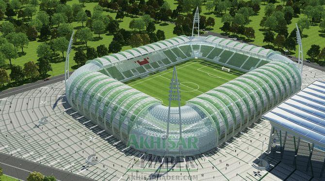Akhisar Arena Tam Gaz Devam Ediyor