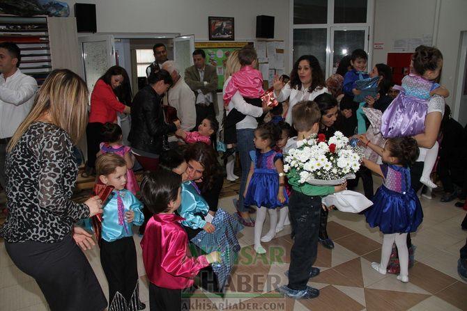 Zehra Muhittin Kavaklı Anaokulunda Anneler Günü Kutlandı